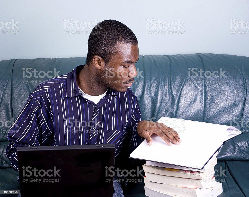 Study Time stock photo