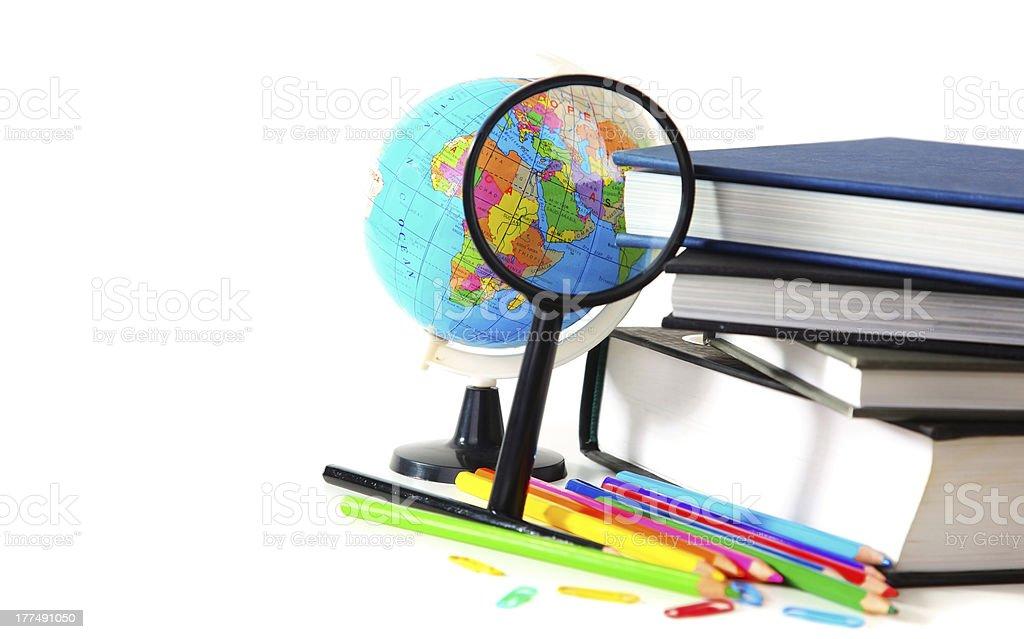 Study time royalty-free stock photo