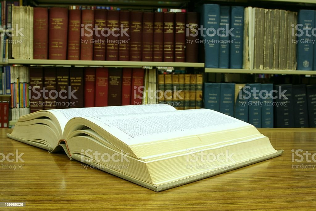Study wise royalty-free stock photo