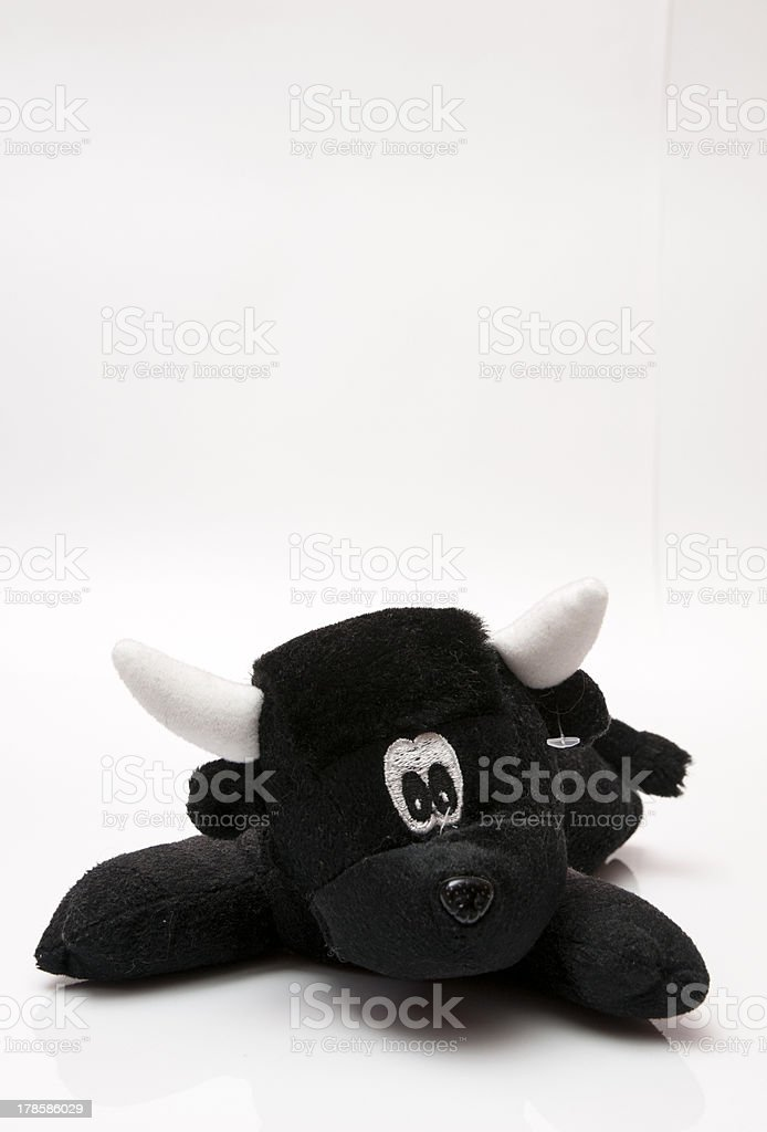 stuffed toy animal stock photo