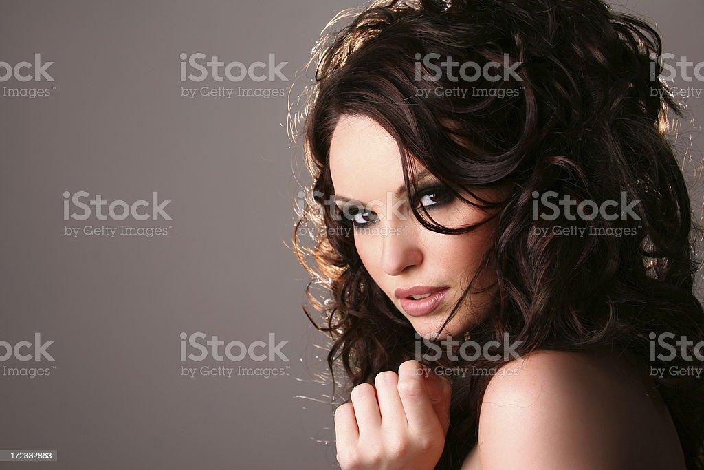 Stunning Diva - Christine royalty-free stock photo