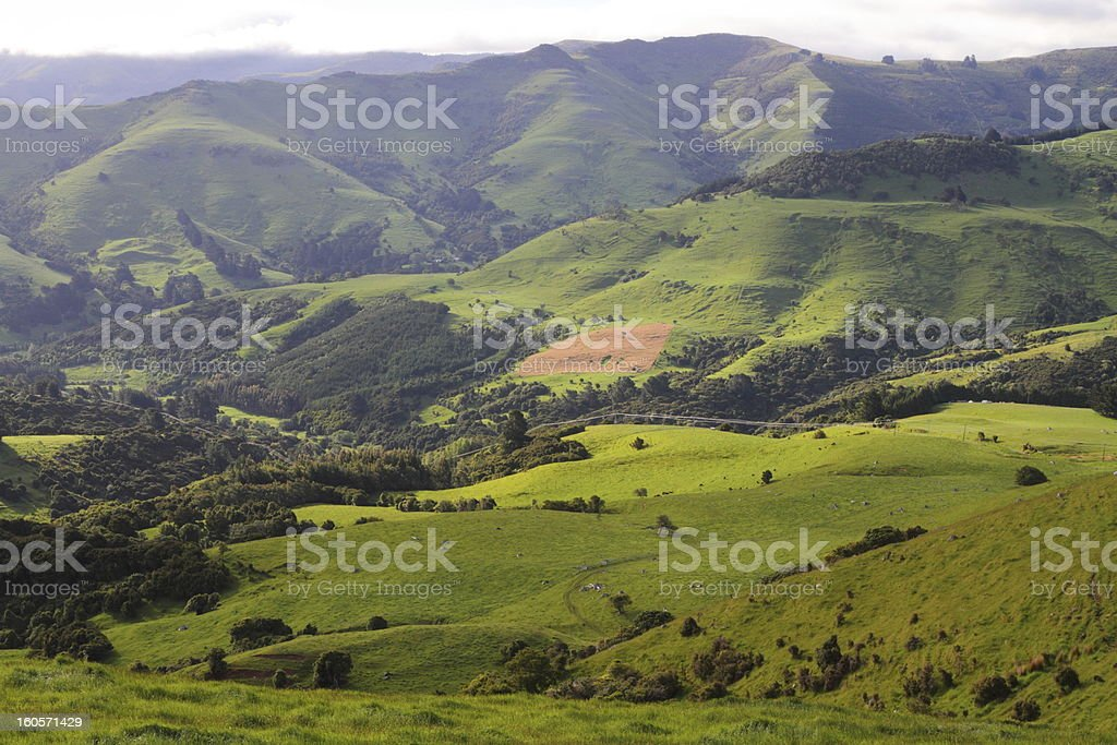 Stunning landscape royalty-free stock photo