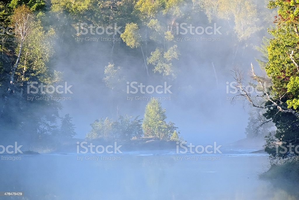 Stunning River stock photo