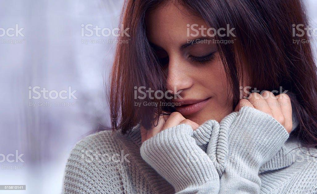 Stunning snuggles stock photo
