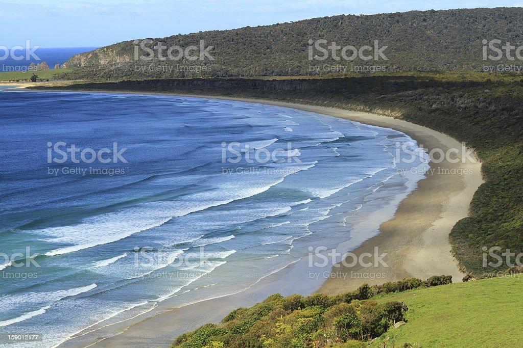 Stunning view stock photo