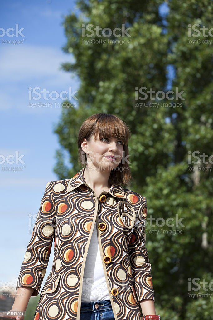 Stunning Woman royalty-free stock photo