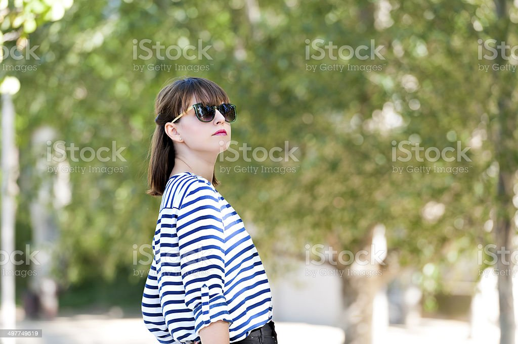 Stunning Woman royalty-free stock photo