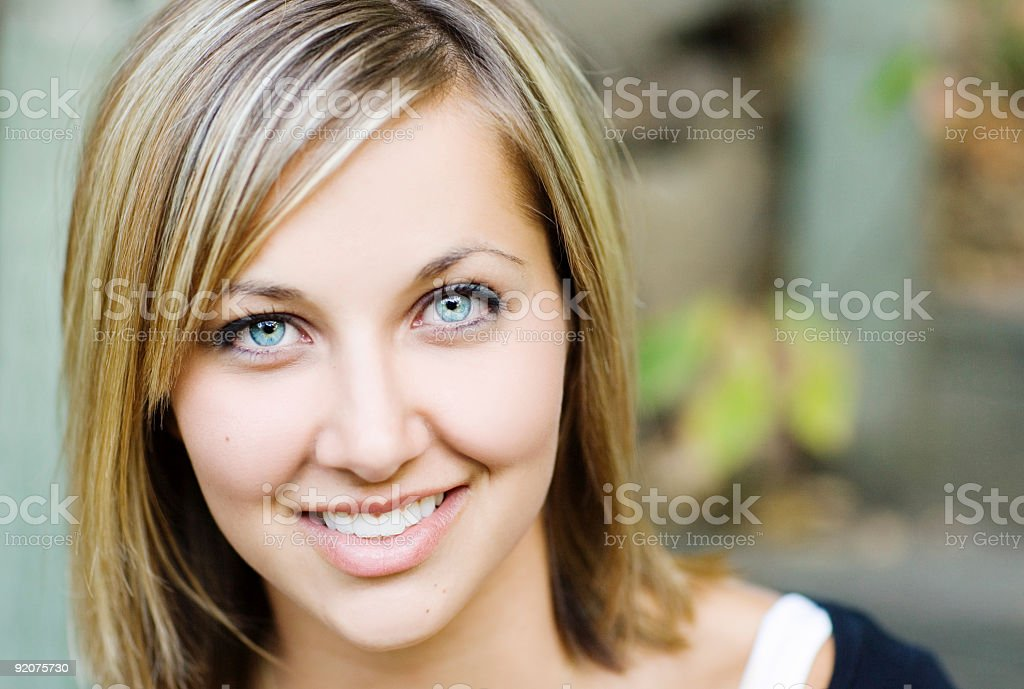 Stunning Woman stock photo