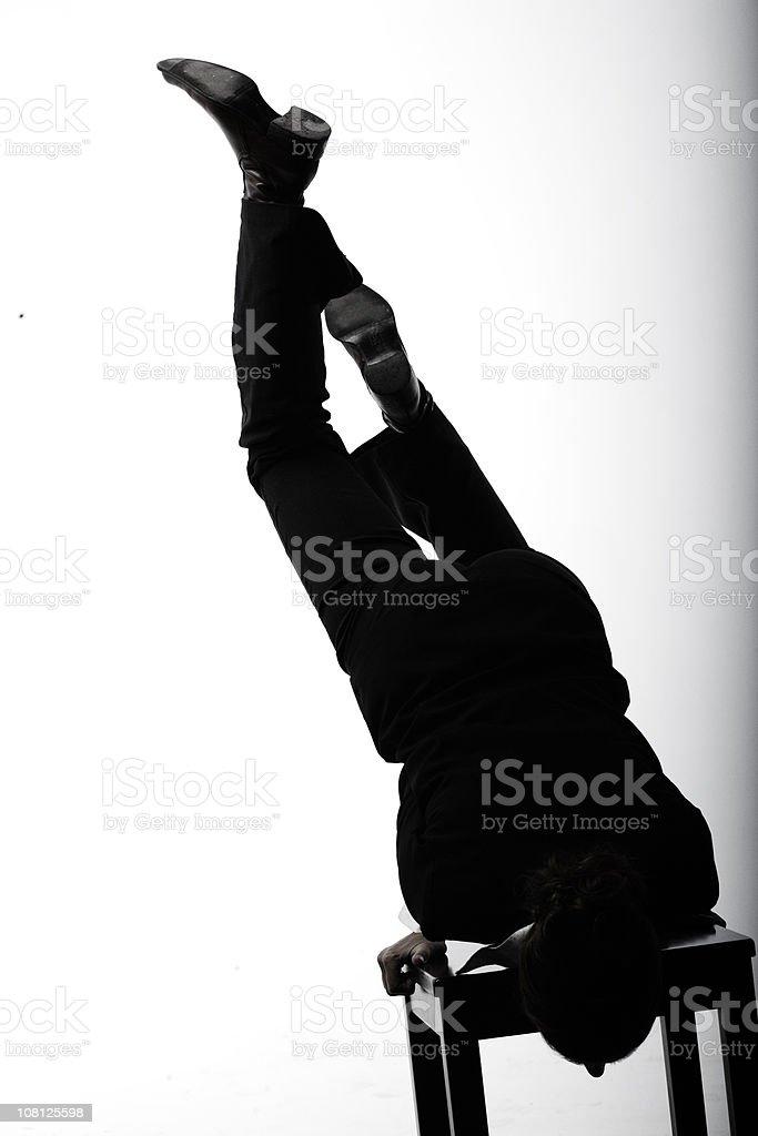 Stunts I stock photo