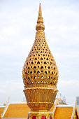 Stupa is a mound-like structure containing Buddhist relics, ty
