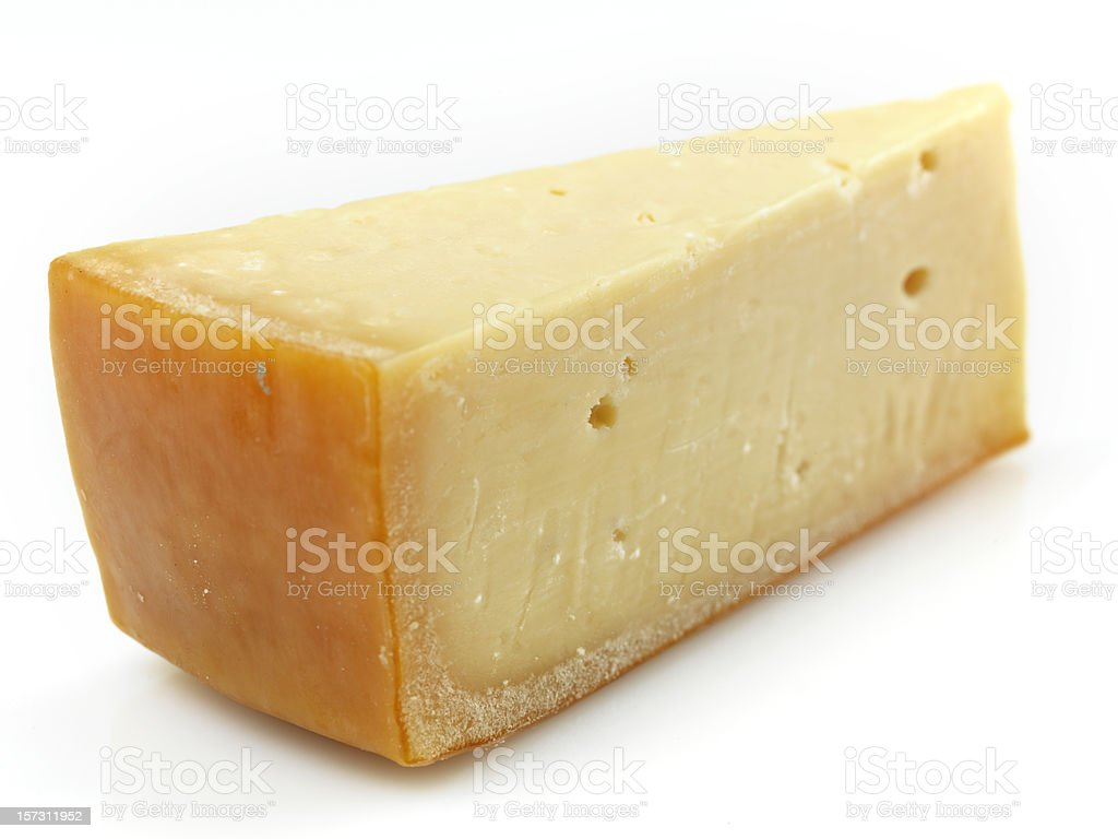 Robusto cheese royalty-free stock photo