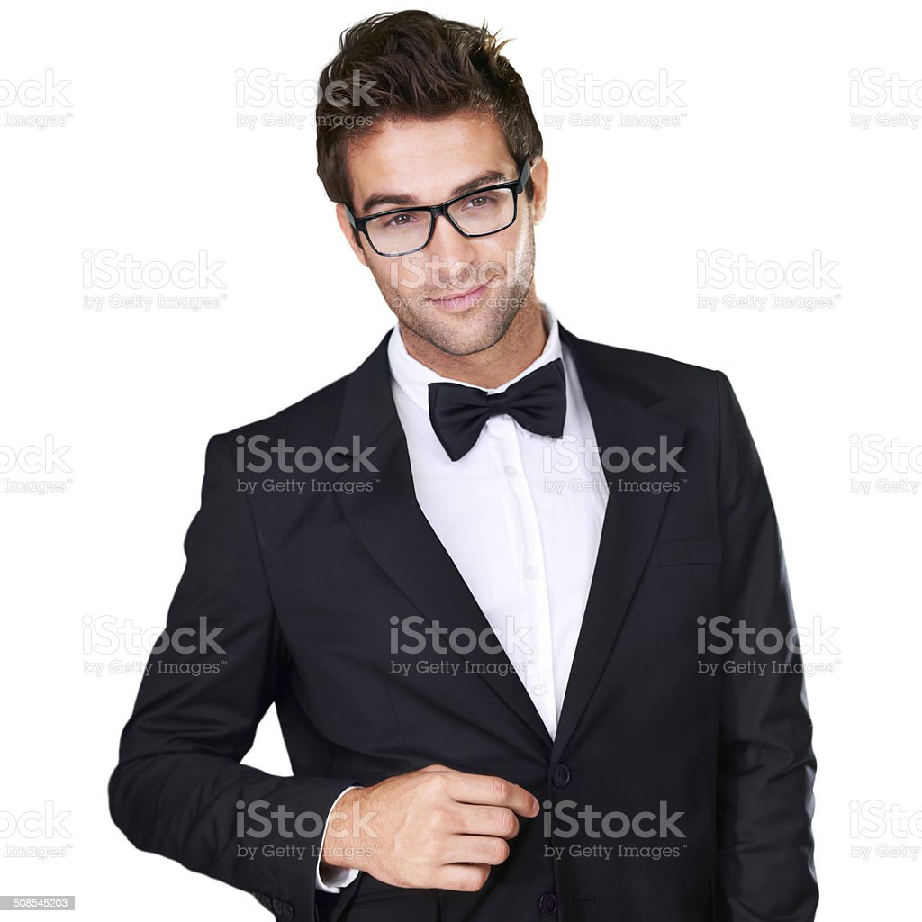 Style and sophistication stock photo