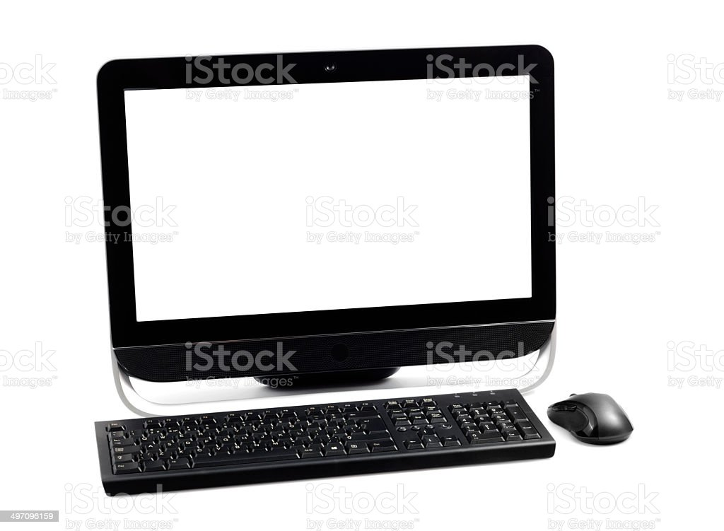 Style Computer stock photo