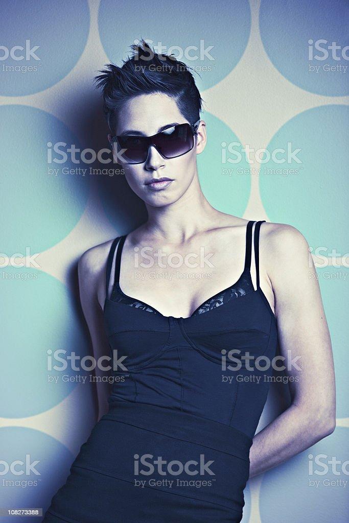 stylin royalty-free stock photo