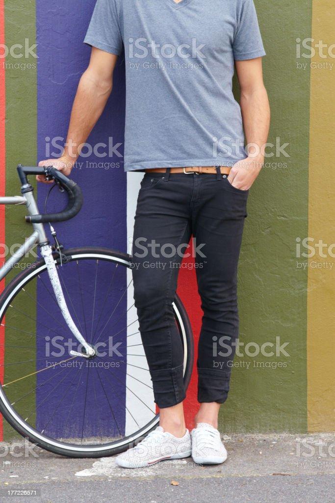 Stylish and practical stock photo