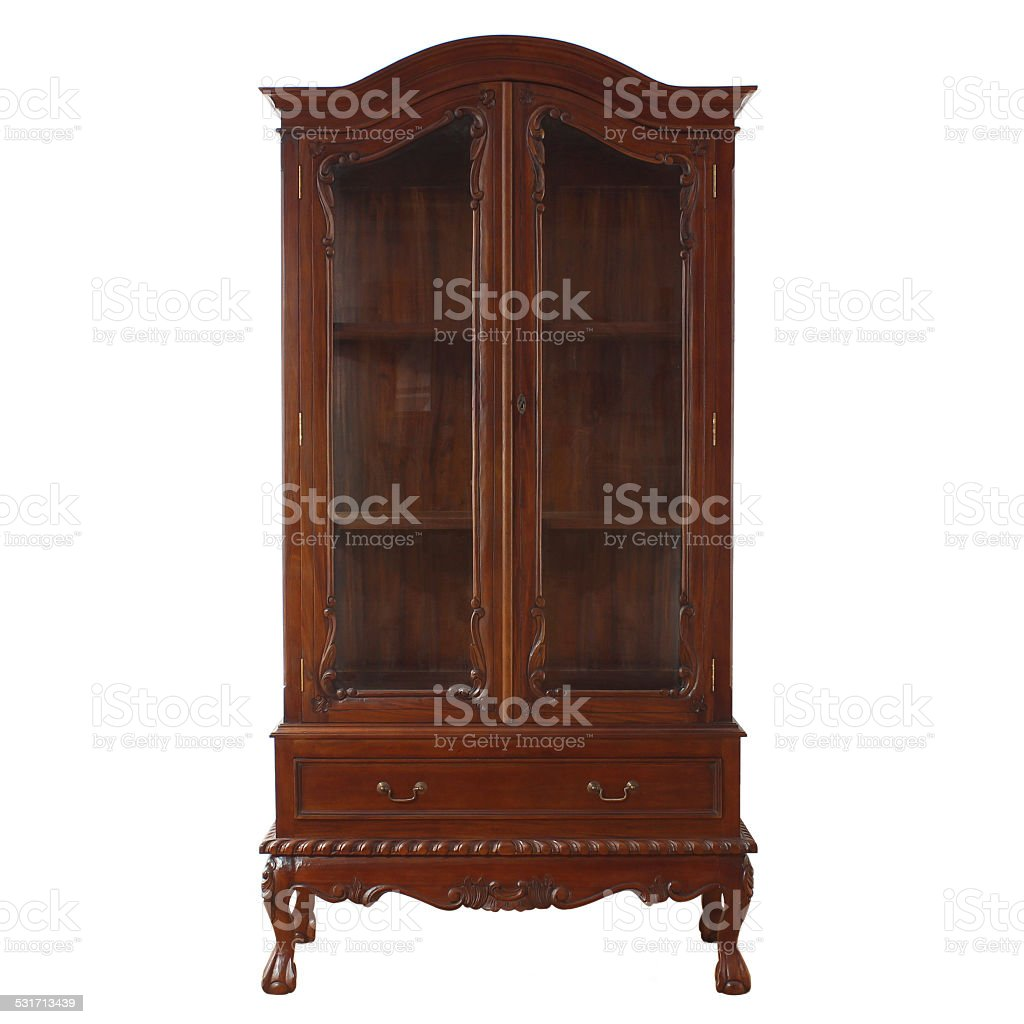 Stylish dresser stock photo