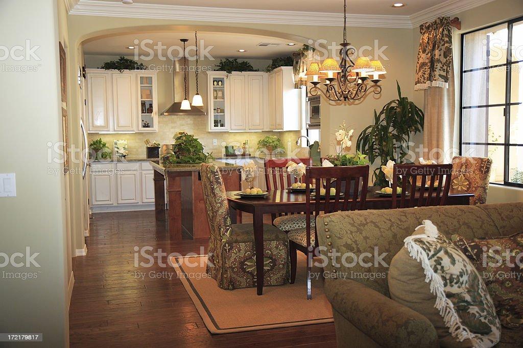 Stylish Home Decor stock photo