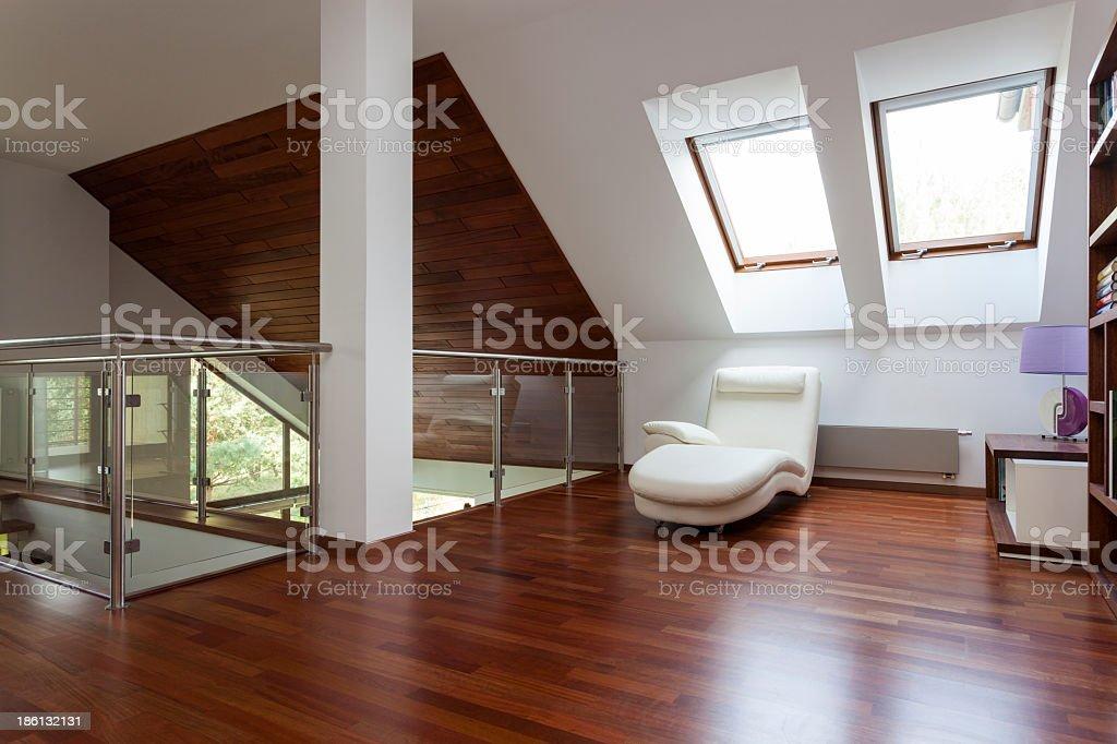 Stylish loft royalty-free stock photo