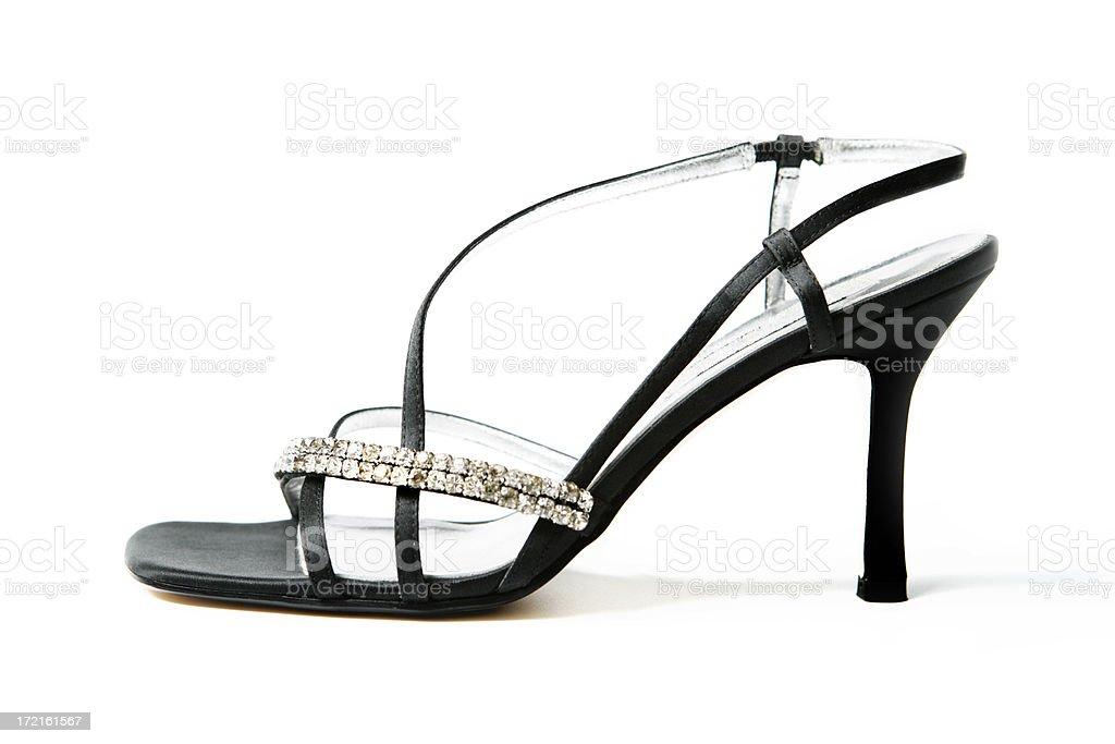 Stylish sandal royalty-free stock photo