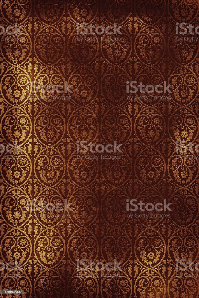 Stylish wallpaper stock photo