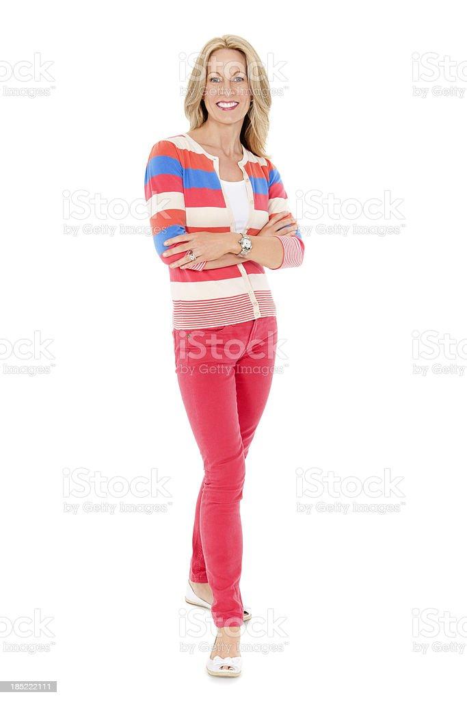 Stylish Woman royalty-free stock photo