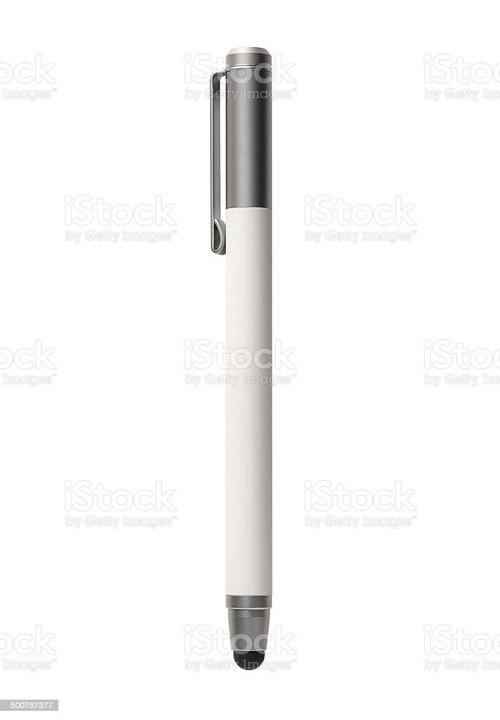 Stylus pen stock photo