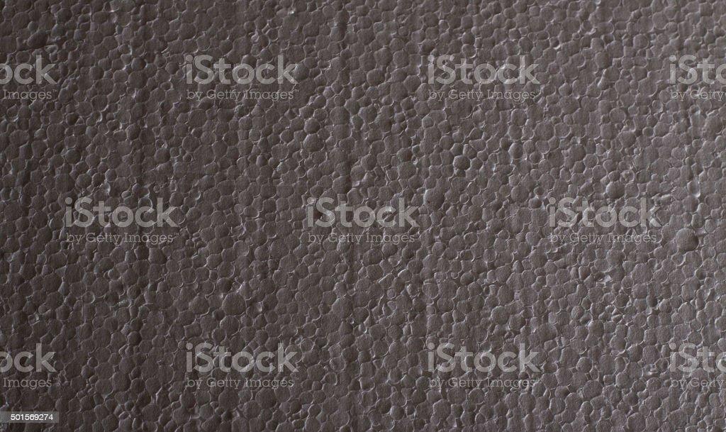 styrofoam background stock photo