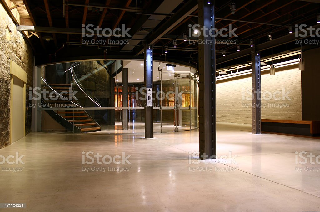 Sub basement royalty-free stock photo