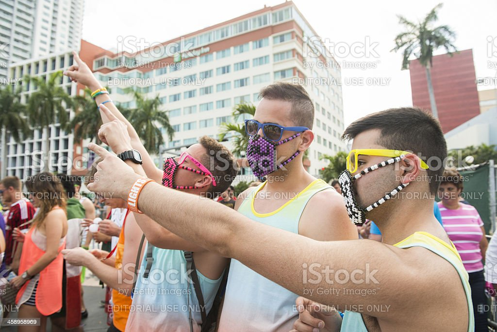 EDM Subculture stock photo