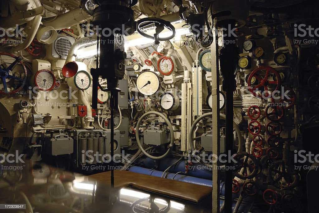 submarine royalty-free stock photo