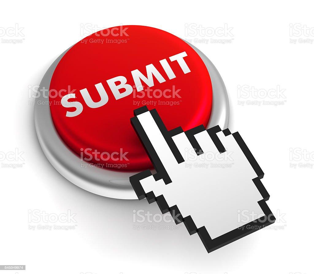 Submit  Button stock photo