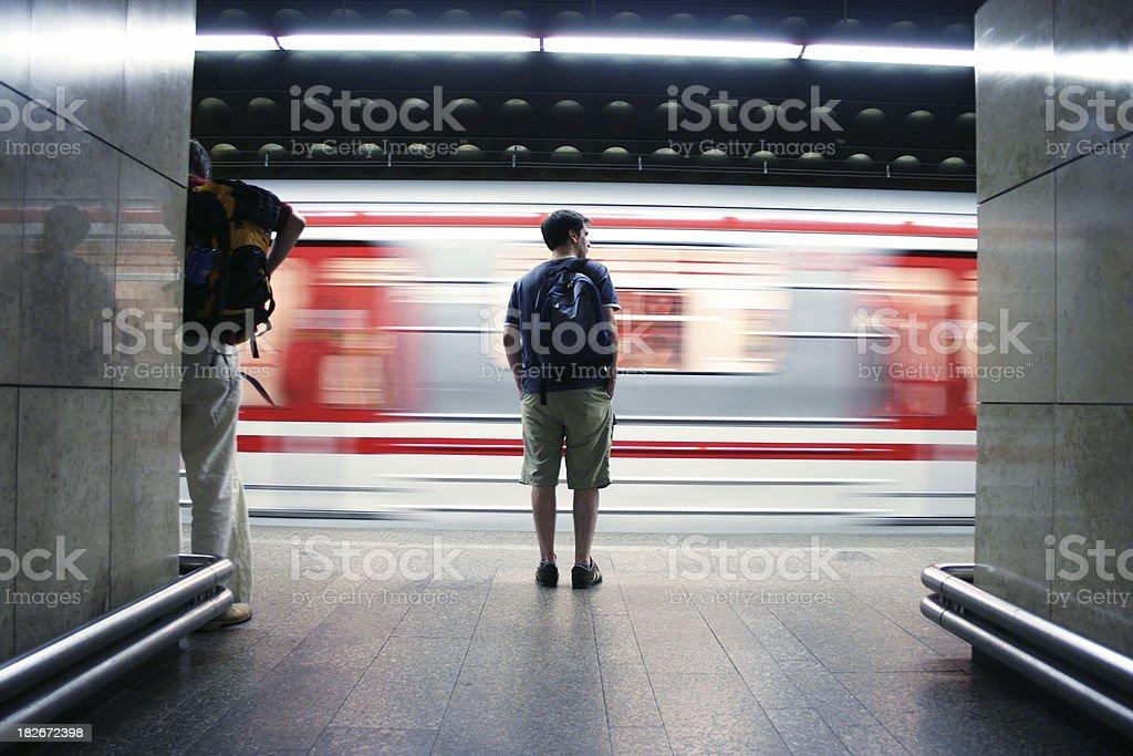 Subway 4 royalty-free stock photo