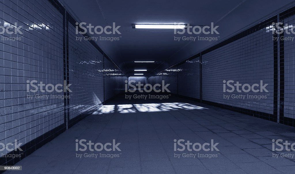 Subway royalty-free stock photo