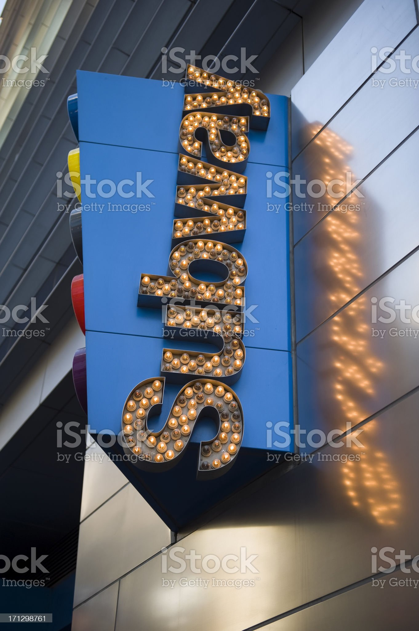 Subway Sign royalty-free stock photo
