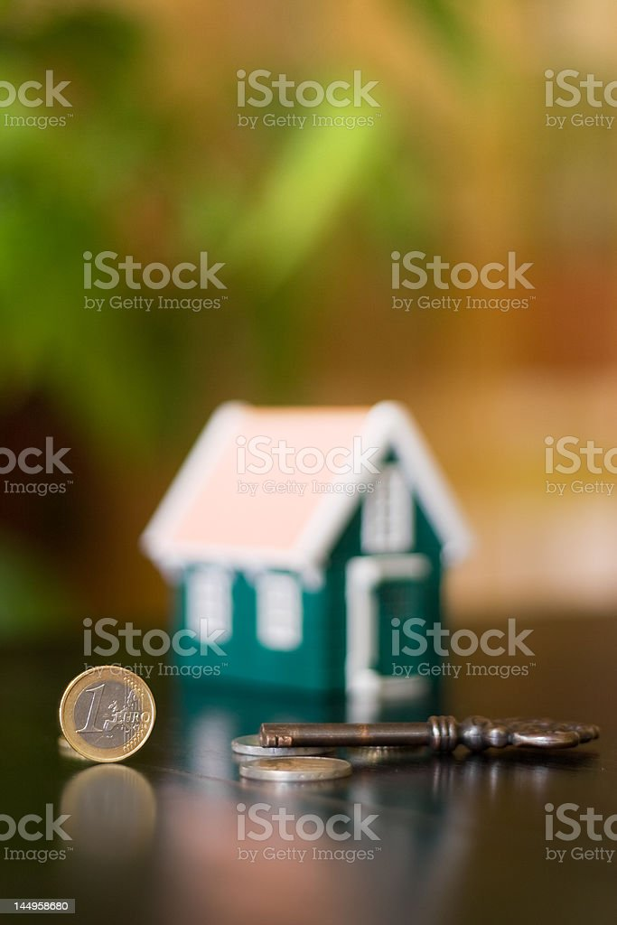 Succesful things royalty-free stock photo