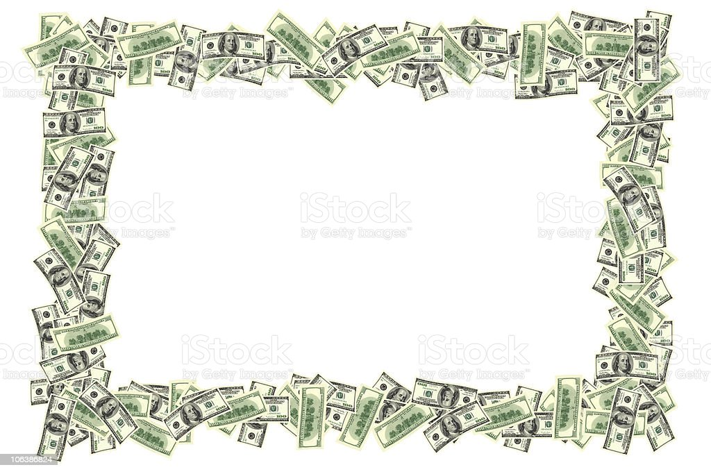 success and money royalty-free stock photo