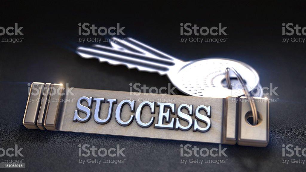 Concept de succès photo libre de droits