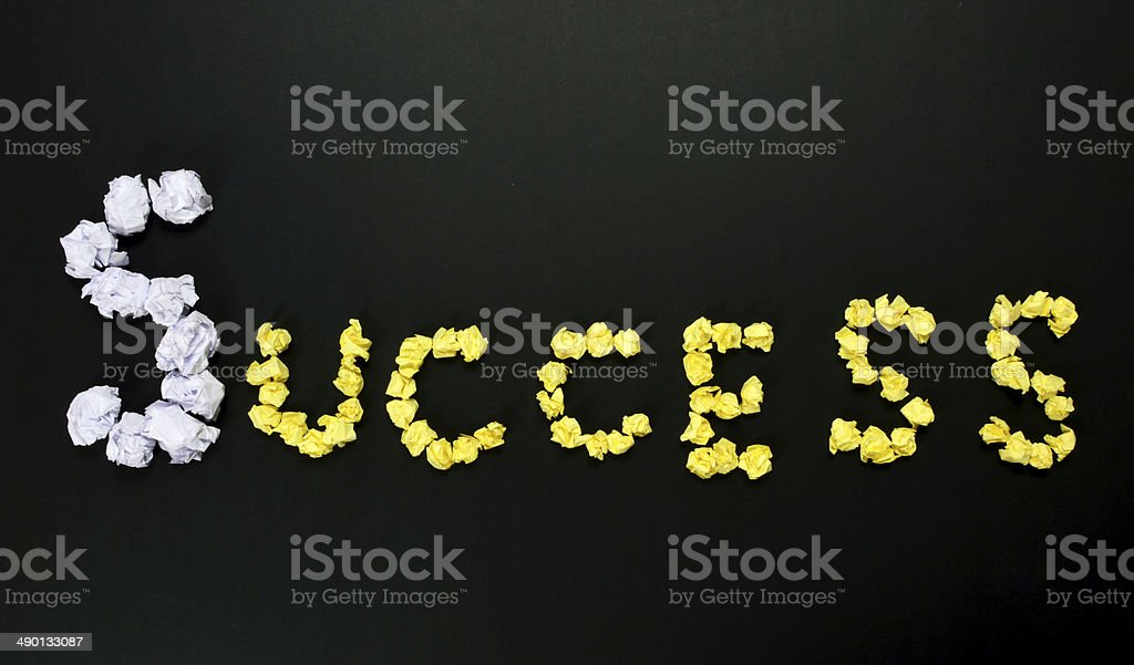 Success Concept (Click for more) royalty-free stock photo