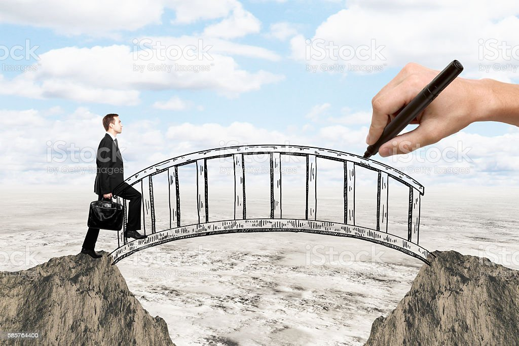 Success concept stock photo
