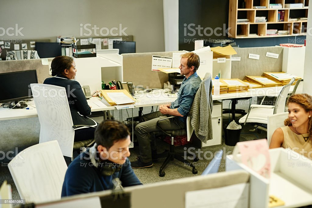 Success is a team effort stock photo