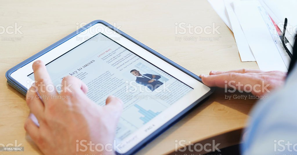 Success is in your reach stock photo