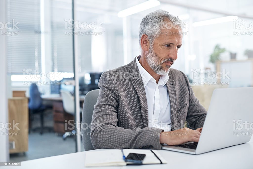 Success is the product of hard work stock photo