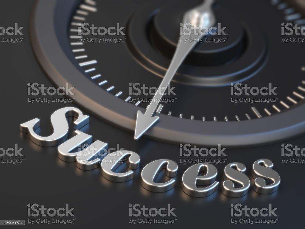 Success. Motivation concept stock photo