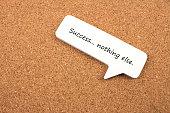 Success Notes