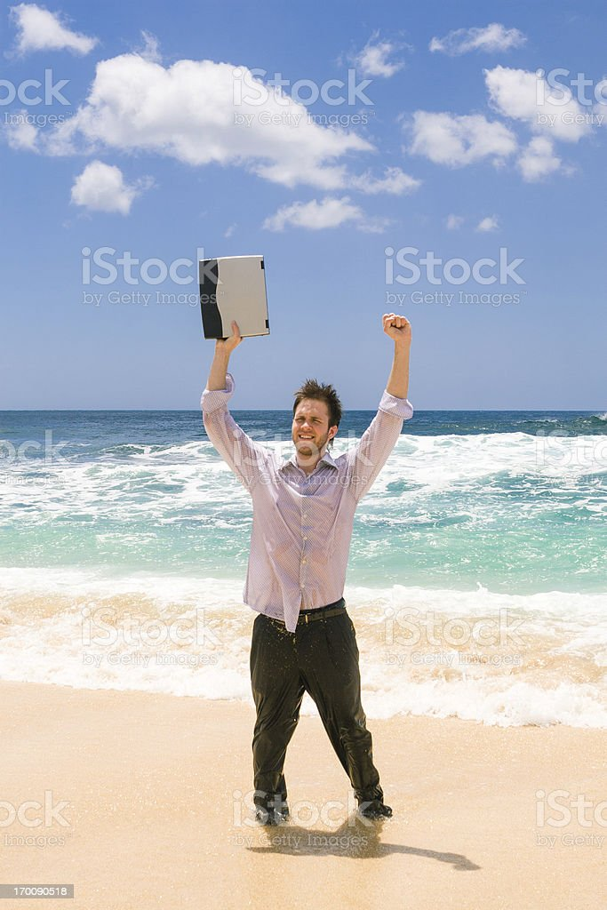 Success! royalty-free stock photo
