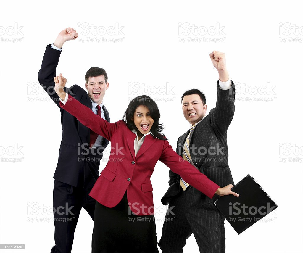 Success! royalty-free stock photo