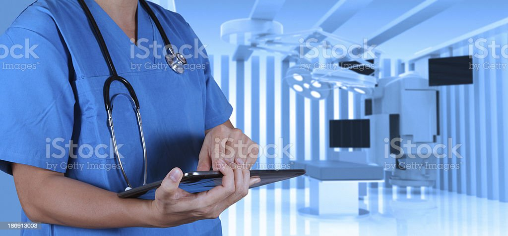 success smart medical doctor royalty-free stock photo