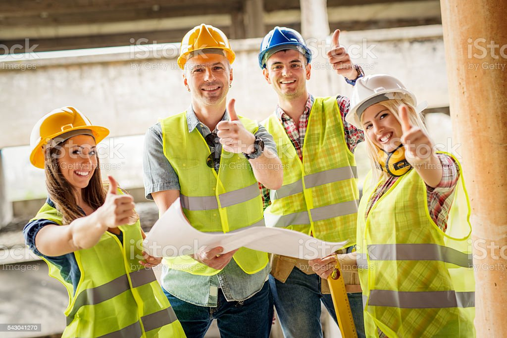 Successful Architects successful architects team stock photo 543041270 | istock