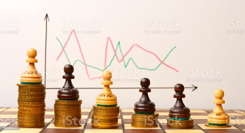 successful career and a stable income stock photo