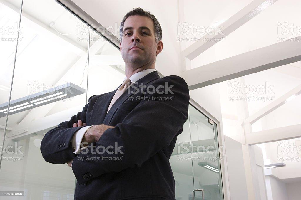 Successful entrepreneur stock photo